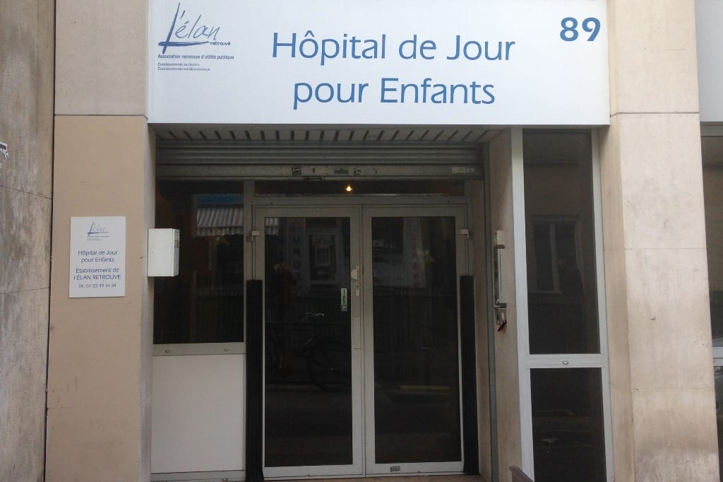 hôpital de jour haxo