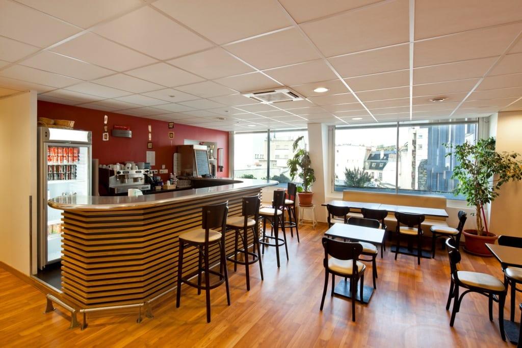 cafet Institut paul sivadon