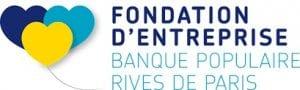 Fondation d'entreprise banque populaiure rives de paris